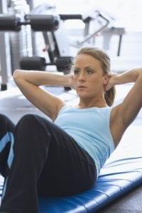 EMS Geräte helfen beim Fitnesstraining