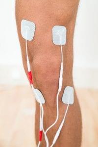 Elektrotheraphie Knie