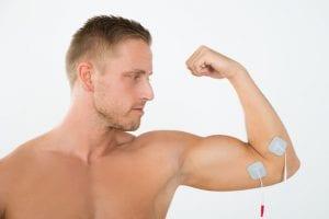 Muskelaufbau Elektrostimulation