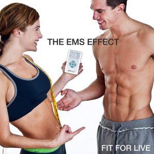 Muskelaufbau mit EMS Gerät